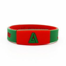 China Hot sale silicone sports wristband rubber energy bangle super star signature bracelet as Antetokounmpo fans gift suppliers