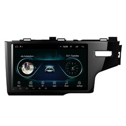 touch screen radio for honda NZ - Android car GPS with multimedia player high quality music multi-touch screen for Honda fit 10.1inch
