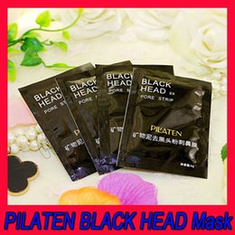 remove black heads nose NZ - New Face Care Makeup PILATEN BLACK HEAD Mask Nasal Mineral Mud Blackhead Acne Nasol Remover Nasal Pore Cleaner Remove Nose Blackhead 6g