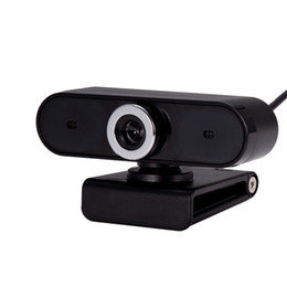 webcam Canada - Webcam 12MP USB Web Cam Camera Wide Compatibility Auto Focus Computer Laptop Webcams Camera With Noise Reduction Microphone T200410