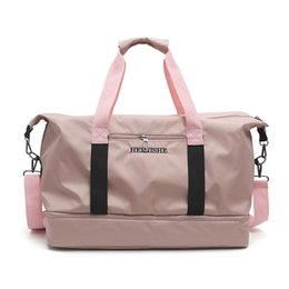 Yoga Arts Australia - Fitness Yoga Bag Designer Travel Oxford Couple Travel Bags Hand Luggage for Men and Women Duffle Bag