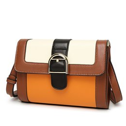 $enCountryForm.capitalKeyWord Australia - 1Woman Package The Trend Of Summer Hand Take Messenger Small Bag Woman Mini- Hit Color Small Square Package
