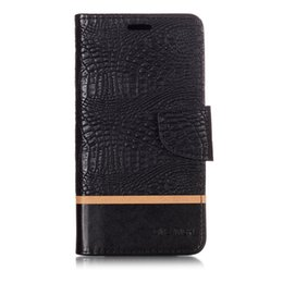 $enCountryForm.capitalKeyWord UK - Splice Color Wallet Case For Xiaomi Redmi Note 4X Filp Cover Crocodile pattern PU Leather Mobile Phone Bags Latest fashion