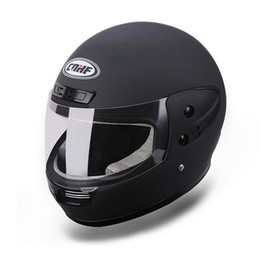 plastic motorcycle helmets UK - Brand New Universal Motorcycle Helmet Battery Car Warm Full Cover ABS Plastic Safety Helmet For Protect The Head Free Size