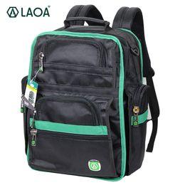 $enCountryForm.capitalKeyWord Australia - LAOA Shoulders Backpack Tool Bag Multiction Oxford Fabric Electrician Bags knapsack For Eletricista Tools Storage