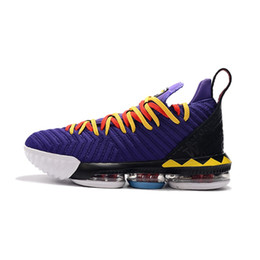 $enCountryForm.capitalKeyWord UK - cheap mens lebron 16 basketball shoes new Martin Purple Heritage Wolf Grey Four Horsemen youth kids lebrons sneakers boots with box size