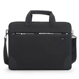 Discount leather work oxfords for men - OYIXINGER Mens Briefcase Waterproof Oxford 15 Inch Men Single Shoulder Bag Women Travel Handbag For Male Lawyer Work Off