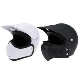 Discount half helmets motorcycle vintage - Silver-plated Vintage Motorcycle Helmet Motorbike Scooter Motor Half Helmet