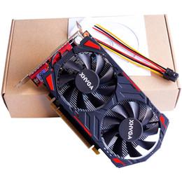 2019 Nouvel ordinateur graphique original de carte graphique graphique 2G de NVIDIA GTX750 2GBD GDDR5 GeForce GTX750 GPU de jeu GPX740 GTX650