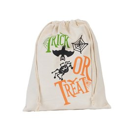 Chinese  9 style Halloween Bags Handle Pumpkin Shopping Bags Festival Gifts Bag Halloween Canvas Bag Free Shipping DHL manufacturers