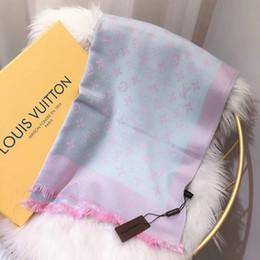 $enCountryForm.capitalKeyWord Australia - Wholesale brand scarf fashion soft cotton yarn-dyed pattern brand scarf classic design scarf spring and autumn shawl