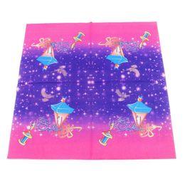 $enCountryForm.capitalKeyWord UK - Ramadan Eid Mubarak Decoration Printing Paper Napkin Table Decoration Paper Festival Arabian lamp Printed Tissue
