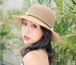 Ladies smaLL sun hats online shopping - New autumn winter hat lady basin hat outing small clear outdoor new sunshade fisherman hat beach sun tide joker