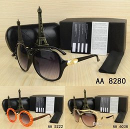 best hot sunglasses NZ - Hot Sell best Quality men women Sunglasses with origianal box kaka eyeglasses classical Vintage Gift dress Party Casual glasses Big Eyewear
