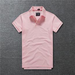 usa polo shirts red 2019 - 19ss Hot Summer Brand Usa Designer Polo Shirts Men High Street Clothing Mens Brand Polo Homme camouflage Eden ParkT-Shir