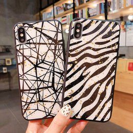 $enCountryForm.capitalKeyWord Australia - 2019 New Arrival Phone Case with Zebra and Line Design for IPhoneX Xs XSmax XRIPhone7 8plus IPhone7 8 IPhone6 6s IPhone6 6sP Wholesale Case
