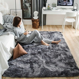 $enCountryForm.capitalKeyWord NZ - Motley Plush Carpets For Living Room Soft, Flat Carpet Living Culture Shaggy Carpet Bedroom Sofa Coffee Table Floor Clothing Carpet