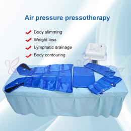 Air Pressure Slimming Suit Australia - High quality Air Pressure slimming suit Pressure Therapy Pressotherapy Far Infrared Heat Air Wave Pressure Machine Salon use