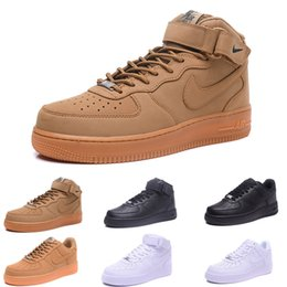 buy online a291c 955e6 nike air force flyknit One 1 mens femmes Flyline basket chaussures de sport  chaussures de skateboard haute basse coupe blanc noir baskets de plein air  ...