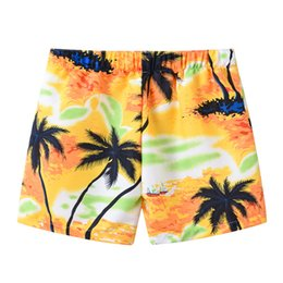 $enCountryForm.capitalKeyWord Australia - Children Swimwear Pants Kids Shorts for Boys Swimming Trunks Cartoon Beach Swim Trunks Swimsuit Kids Bathing Suit for 90-140 cm