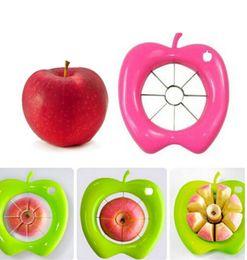 $enCountryForm.capitalKeyWord Australia - Convenient Apple Cutter Dicing Peeler Corer Slicer Machine Kitchen Gadget Pear Fruit Divider Tool Comfort Handle Stainless Steel