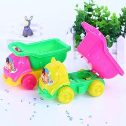 giocattoli per bambini Secchiello per sabbia da spiaggia all'aperto Giocare con il tiro di sabbia Giocattoli Pala sabbia Giochi educativi interattivi genitore-figlio in Offerta