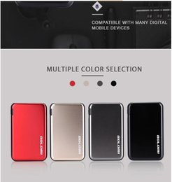 Iphone Design Power Bank Australia - BOLOMI Power Bank Ultra Thin Design 5000mAh with cell phone and car not case S10 For Iphone Xs X