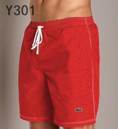 f40089b79b 2019 Men's Short Pants Design Little horse pants Swimwear Nylon Summer Beach  Shorts For man Swim Wear Board Quick drying Shorts