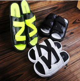 $enCountryForm.capitalKeyWord Australia - Hot Sale-Spring And Summer New Fashion Korean Casual Trend Men's Imitation Cork Sandals And Slippers Men's Sandals Beach Shoes
