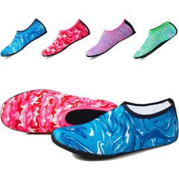 Dancing shoes for kiDs online shopping - New Beach Swimming Water Sport Socks Men Anti Slip Shoes Yoga Fitness Dance Swim Surfing Diving Underwater Shoes For Women Kids