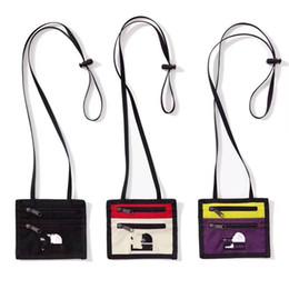 $enCountryForm.capitalKeyWord NZ - Portable One Shoulder Small Purse Sup+ The north Double Ziper Handbag Designer Women Men Juniors Travel Sport Chest Messenger Bag B81503