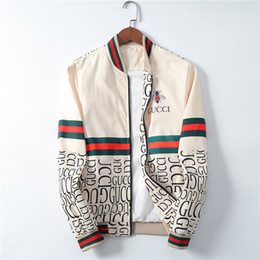 Wholesale bomber jacket women winter resale online – 2019 brand mens designer jackets luxury winter jacket men windbreaker windrunner high street kanye west women bomber jacket coats