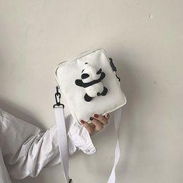 $enCountryForm.capitalKeyWord Australia - Women's Cute Small Shoulder Bag Cartoon Canvas Bag Student Small Messenger Women's Bags Shoulder Cute Girls Handbags #20
