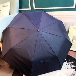 5f98c9cc6 Fashion umbrellas online shopping - Brand Umbrella Sunscreen B Lattices LED  Light Bumbershoot Women And Men