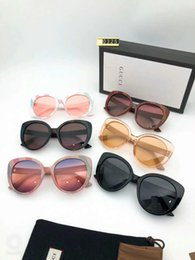 $enCountryForm.capitalKeyWord Australia - Designer Sunglasses Luxury Sunglasses Fashion Polarized Adumbral for Women Glass UV400 Oversize Brand with Box and Logo G0325 High Quality