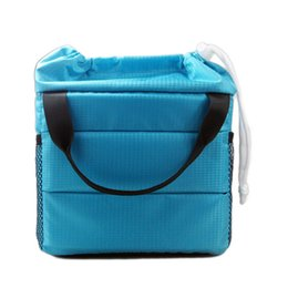 Dslr Cameras Bags Australia - Waterproof Dslr Partition Padded Camera Bag Insert Case Divider Built-in Liner Slr Camera Bags Fab Women Bag