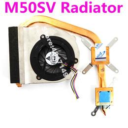 $enCountryForm.capitalKeyWord Australia - M50SV Radiator For ASUS M50S M50SV M50SR Laptop CPU Processor Cooling Fan Heatsink Graphic Card Heat Sink Cooler