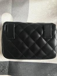$enCountryForm.capitalKeyWord Australia - B2210# Fashion waist bag V shape cover sport belt bag red inside with dust bag 2 ways PU waist case good quality(Anita Liao)