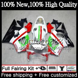 Cbr 954 Bodywork Australia - Body For HONDA CBR900RR CBR 954 RR CBR900 RR CBR954RR Red white blk 02 03 41PG1 CBR954 RR CBR 900RR CBR 954RR 2002 2003 Fairing Bodywork
