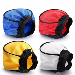 $enCountryForm.capitalKeyWord Australia - 10pcs lot Universal Yellow Blue Red White Flash Bounce Diffuser Camera Soft Box Cover dome For all camera