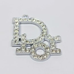 Discount nightclub necklace - Diamond Hollow Silver Necklace Wholesale Mini 200 Pieces Wholesale Nightclub Party Street Dance Hip Hop Necklace Free Sh