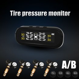 Universal jeep online shopping - 2019 New High Quality Concealed Tire Pressure Monitor Universal Solar energy Tire Pressure Detection Car Tire Detection Wireless Monitor