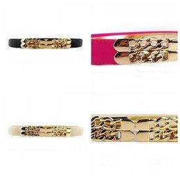 Decoração Belt Twist Fivela Cinturão Elastic Boa Elasticidade Mulheres Bardian Requintado Cores Mix Moda 9sbb F1