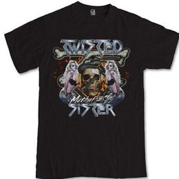 Band Sisters UK - TWISTED SISTER T-Shirt S M L XL 2XL 3XL Dee Snider heavy metal rock band