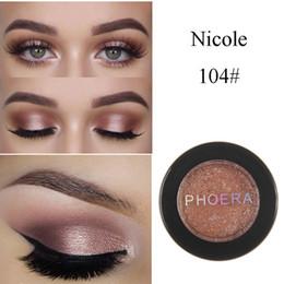 Eyeshadow Dark Brown Eyes UK - Hot Fashion Makeup Eye Shadow Soft Glitter Shimmering Colors Eyeshadow