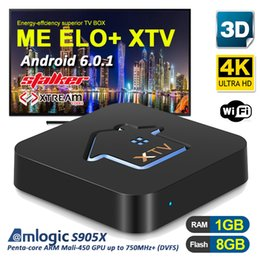 $enCountryForm.capitalKeyWord UK - Android IPTV Box Android6.0 Set Top Box for smart TV support Stalker XTREAM Amlogic S905X 1GB 8GB tv box with 10 days iptv subscription