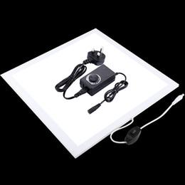 $enCountryForm.capitalKeyWord Australia - PULUZ LED Video Studio Light Lamp Photography Lighting + Photography Softbox for Photo Shooting Tent Box No Polar Dimming Light