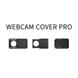 notebook thin NZ - 3Pcs Webcam Camera Shutter Cover Magnet Slider Plastic Cover For iPhone Thin Lens Privacy Protector For iPad PC Mac Notebook