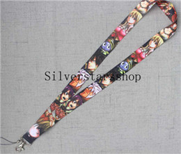 $enCountryForm.capitalKeyWord UK - Ransitute R335 FAIRY TAIL Cute Lanyard Neck Strap for keys ID Card Mobile Phone Straps Badge Holder DIY Hang Rope