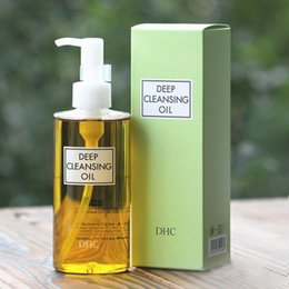 Shipping Olive Oil Australia - DHC Brand olive Deep Cleansing oil 200ml makeup remover oil soft for eyes lips DHL free ship